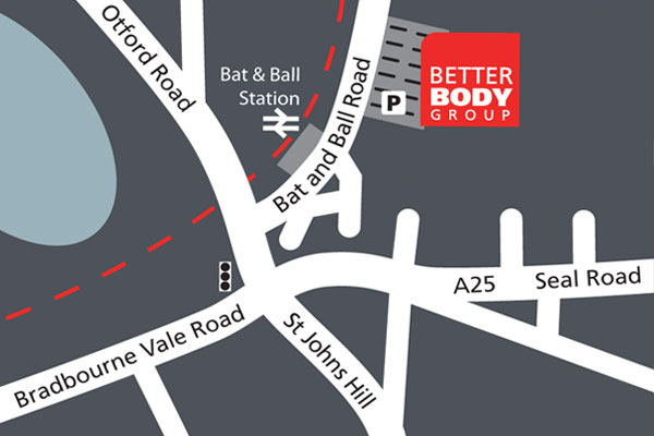 better_body_group_sevenoaks_map