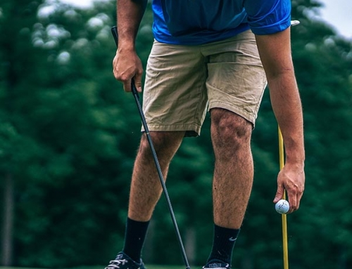 4 Reasons you should do strength training for Golf