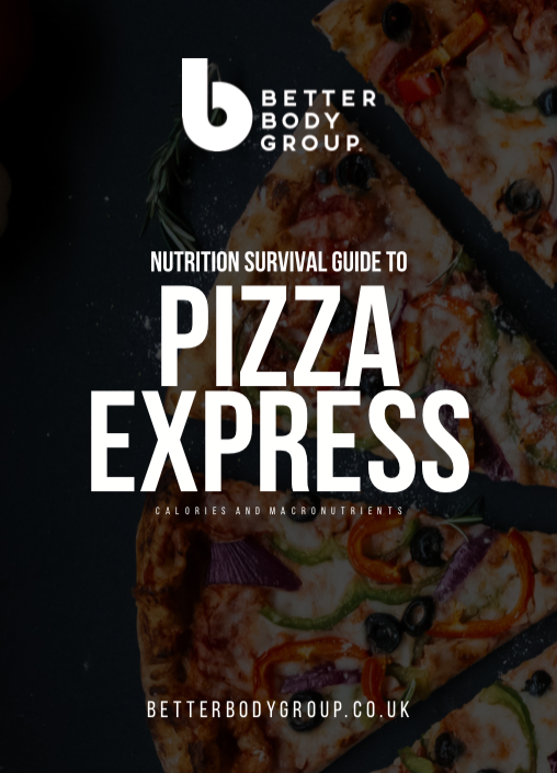 Pizza Express Better Body Group